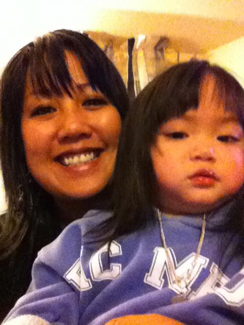 me and my ina-anak katherine